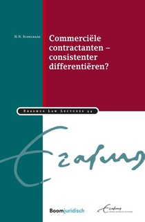 Commerciële contractanten – consistenter differentiëren?