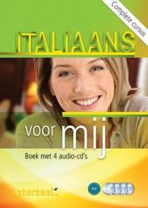 Italiaans Voor Mij - Boek + Audio-cd's