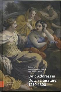 Lyric Address in Dutch Literature, 1250-1800