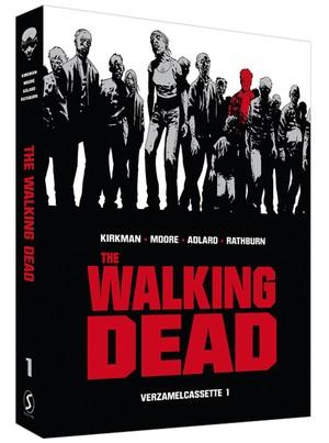The Walking Dead - Cassette 1 Deel 1 t/m 4
