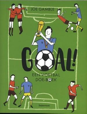 Goal! Een boek vol voetbalactiviteiten