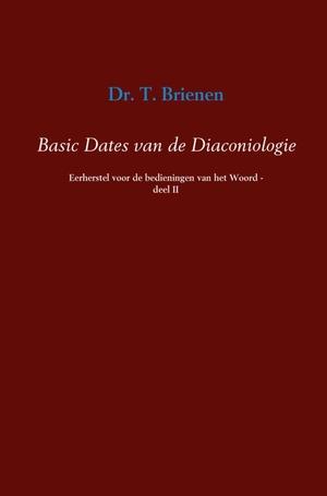 Basic dates van de diaconiologie - II
