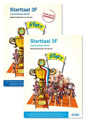 Starttaal 3F - Leerwerkboek