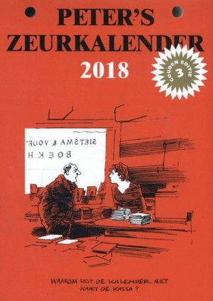 Peter's Zeurkalender - 2018