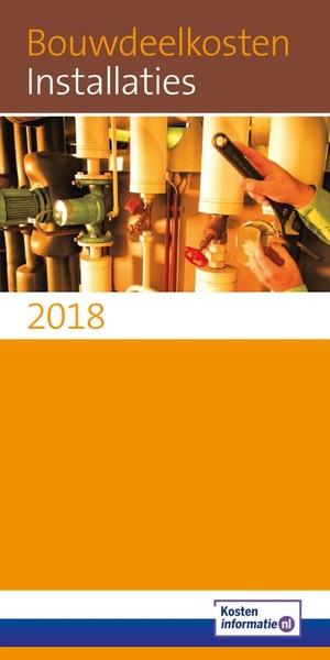 Bouwdeelkosten Installaties - 2018