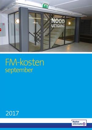 FM-kosten - September 2017