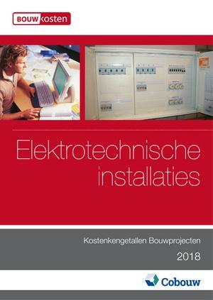 Kostenkengetallen bouwprojecten Elektrotechnische installaties - 2018