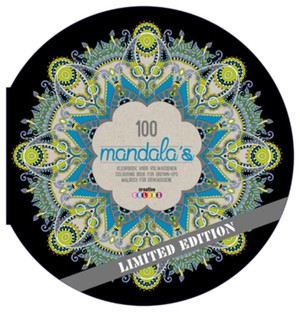 100 mandala's
