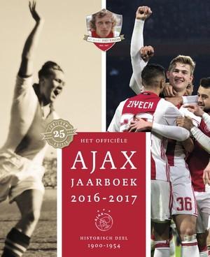 Het officiële Ajax Jaarboek 2016-2017