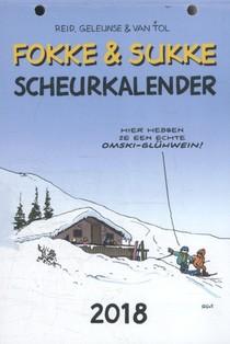 Fokke & Sukke Scheurkalender - 2018