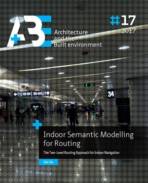 Indoor semantic modelling for routing