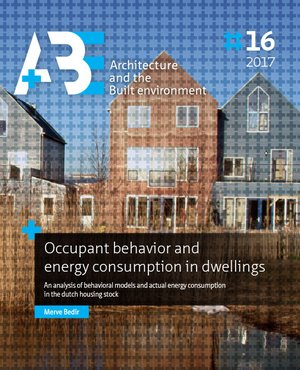 Occupant behavior and energy consumption in dwellings