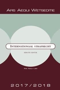 Internationaal strafrecht 2017/2018