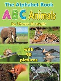Alphabet Book Abc Animals