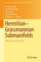 Hermitian-grassmannian Submanifolds