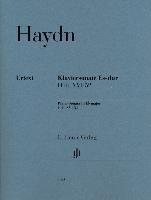 Klaviersonate Es-dur Hob. XVI:52